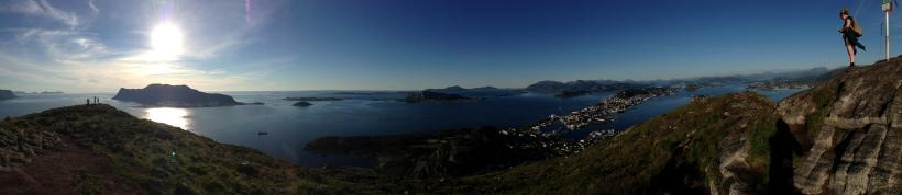 One of Greg's expert panoramas.